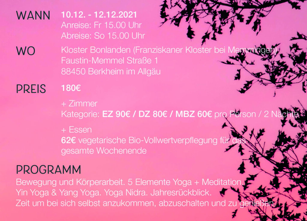 Yoga Retreat München
